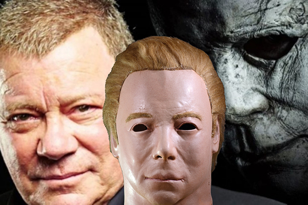 Michael Myers' Mask Revealed