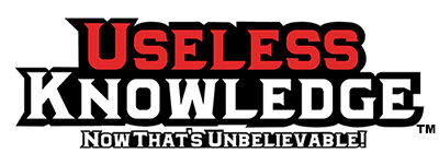 Useless Knowledge: Amazing Facts, Trivia & News