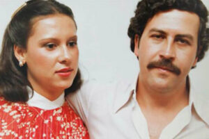 Maria Victoria Henao was under the spell of Pablo Escobar