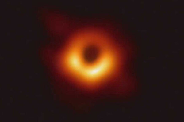 First-Ever Black Hole Photo Revealed