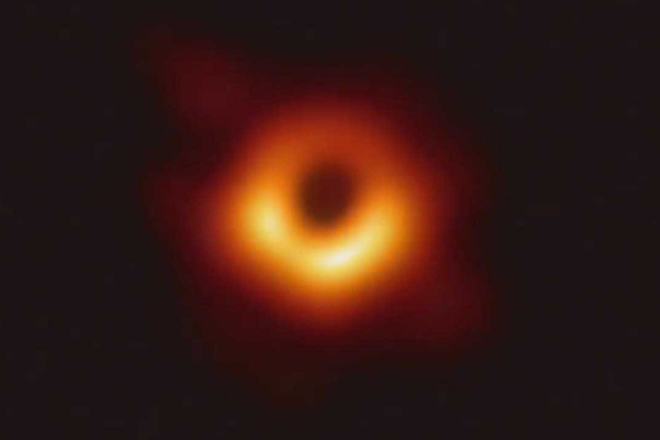 First Black Hole Photo