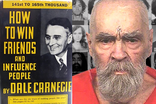 The Scary Truth About Charles Manson